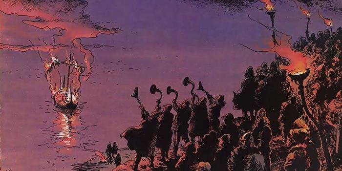 [Comic-Con 2017] Des funérailles Vikings pour (spoilers) à San Diego