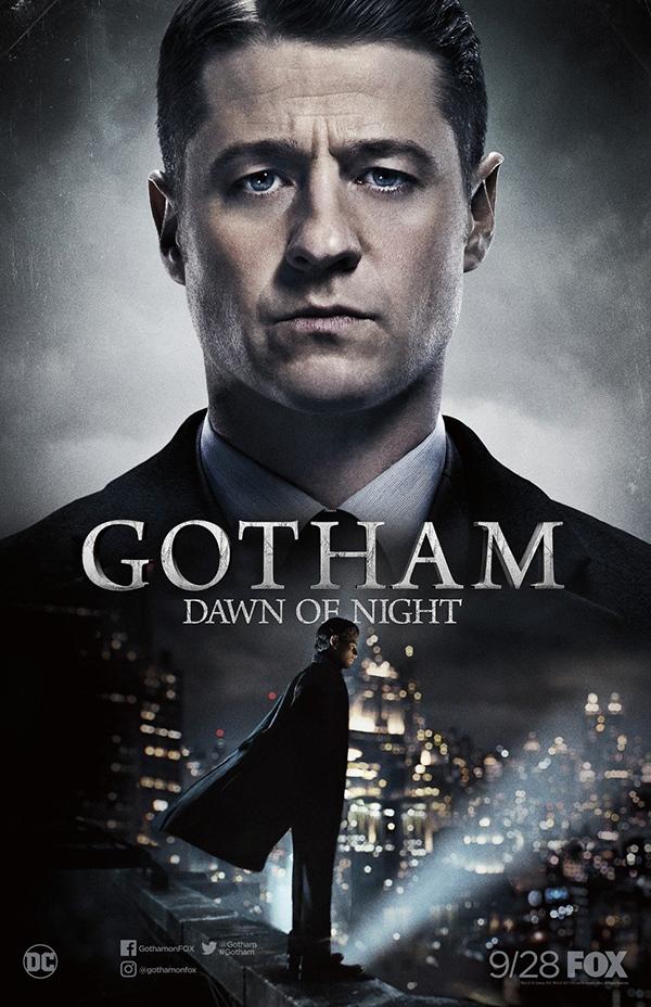 [Comic-Con 2017] Gotham, Lucifer, The Punisher… le plein d'affiches !