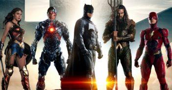 [Comic-Con 2017] Justice League : et le nouveau trailer est là !