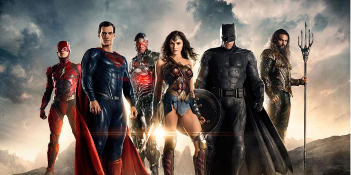 La nouvelle bande-annonce impressionnante — Justice League