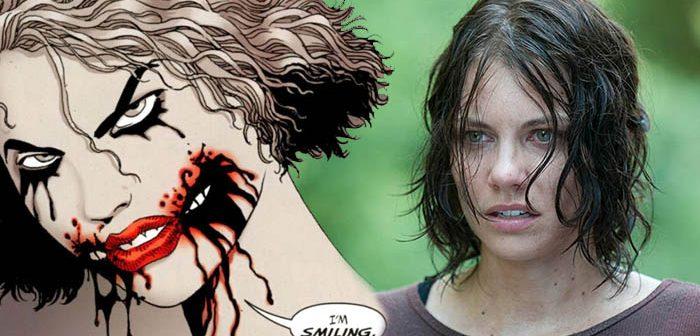 [Comic-Con 2017] Lauren Cohan serait-elle le Joker de Flashpoint ?