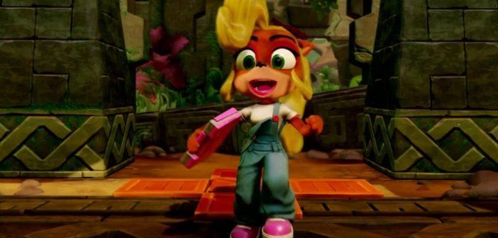 Crash Bandicoot N.Sane Trilogy une version rétro qui fait baver les fans !