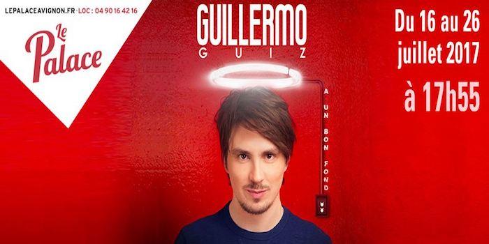 [Critique Théâtre] Guillermo Guiz a-t-il un si bon fond que ça