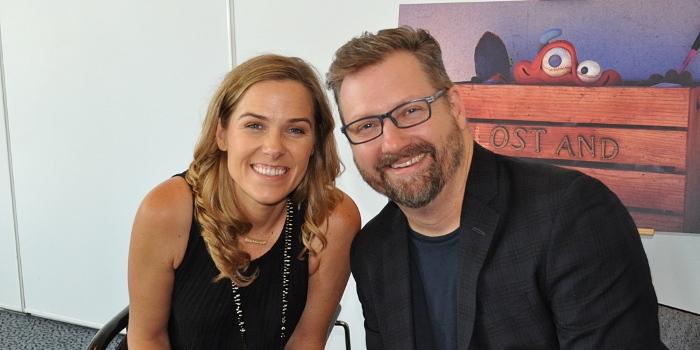 Rencontre Dave Mullins et Dana Murray pour LOst & FoUnd