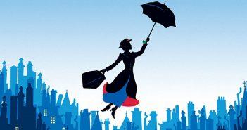 Disney présente Mary Poppins Returns dans une affiche animée !