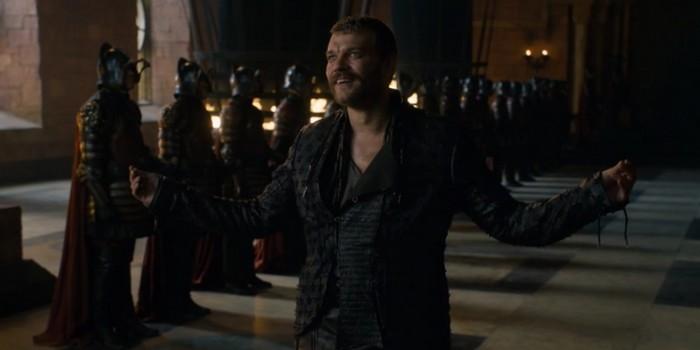 Game of Thrones : on connaît le cadeau d'Euron Greyjoy pour Cersei ! (Spoilers)