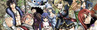 [Critique Manga] Fairy Tail: la fin d'un shonen un pour tous, tous pour un