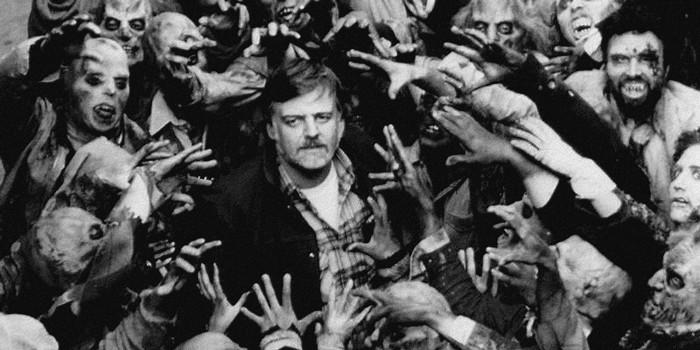 George A. Romero, la légende des films de zombies, est mort...