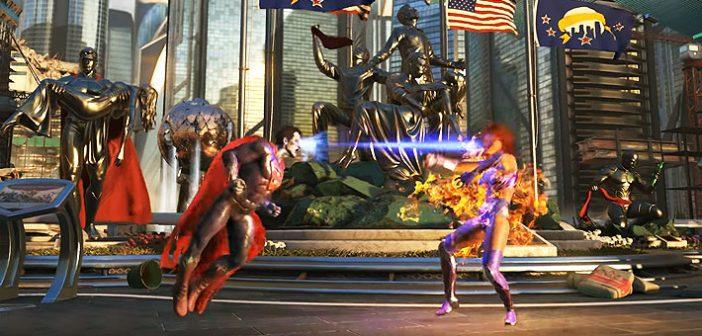 Les développeurs d'Injustice 2 pourraient très prochainement nous livrer un DLC contenant la version Bizarro de Superman.