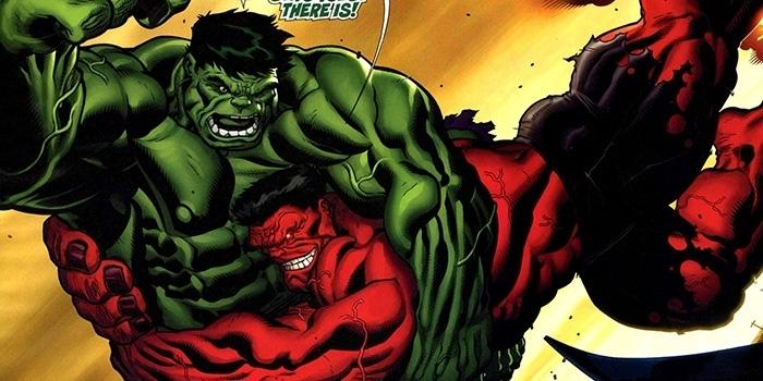 James Gunn aurait bien aimé réaliser un film Hulk avec Red Hulk !