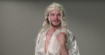 Jimmy Kimmel révèle les différentes auditions de Kit Harington pour GoT !