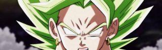 Dragon Ball Super rend hommage à Broly, le super guerrier légendaire (spoilers)