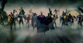 La nouvelle intro des films DC Comics est disponible !