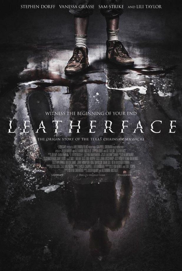 Leatherface : le trailer du nouveau Massacre à la Tronçonneuse est là