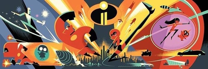 Les Indestructibles 2 s'affichent avec une nouvelle image !