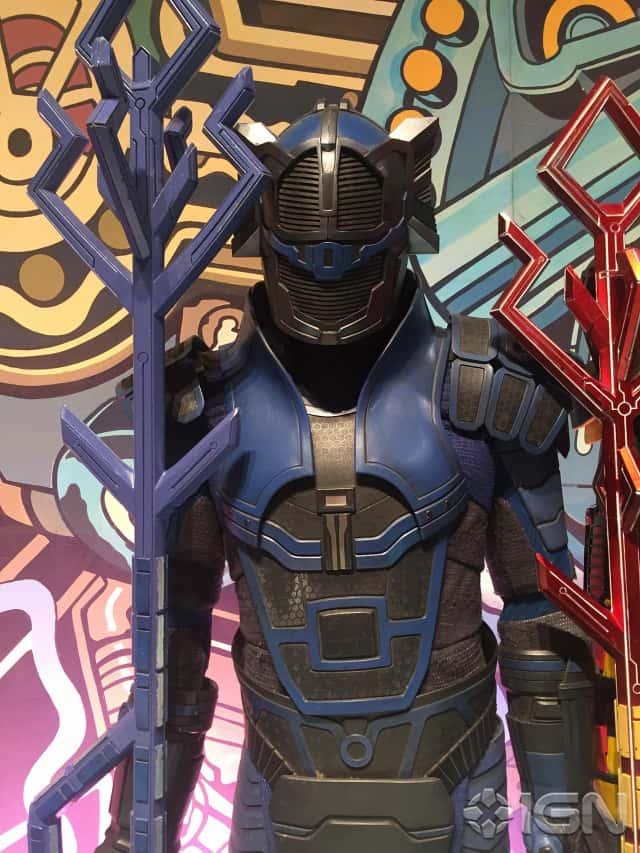 Marvel expose les costumes de Thor Ragnarok et de Black Panther !