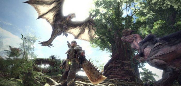 Monster Hunter World, découvrez l'endroit où vous testerez sa démo !