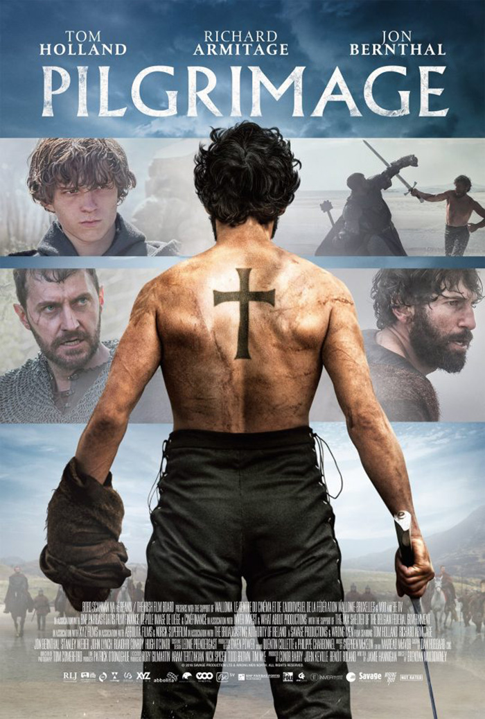 Pilgrimage : un trailer violent pour un voyage théologique !