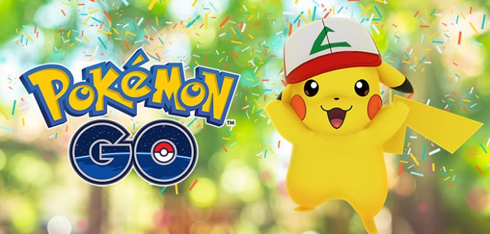 Pokémon Go les détails sur les événements anniversaire !