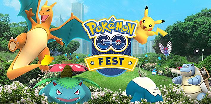 Pendant les festivités mondiales de premier anniversaire, Pokémon Go continuerait-il d'étoffer son jeu mobile avec l'arrivée prochaine du premier Pokémon légendaire ?