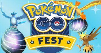 Pokémon Go, découvrez l'identité du prochain légendaire capturable !