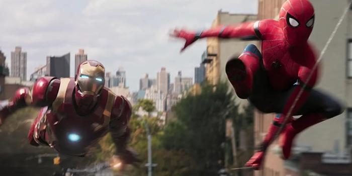 Pourquoi Iron Man et Spider-Man ne volent pas ensemble dans le film ?