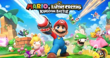 [Preview] Mario + The Lapins Crétins Kingdom Battle l'alliance qui déchire !