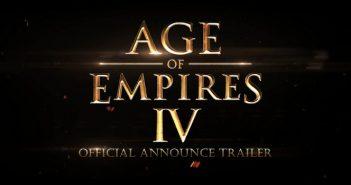 Age of Empires IV annoncé avec deux bonnes surprises !