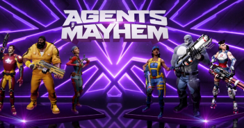 Agents of Mayhem dévoile son trailer de lancement explosif !