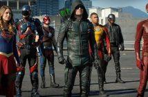 Le prochain crossover Supergirl / Arrow / Flash / DC's Legends of Tomorrow daté !