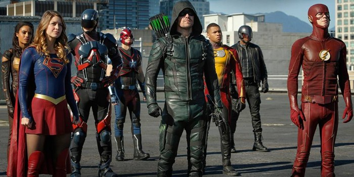Le prochain crossover Supergirl / Arrow / Flash / DC's Legends of Tomorrow daté !
