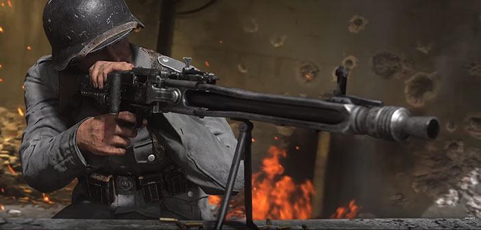 L'éditeur Activision responsable du prochain Call of Duty WWII annonce une version beta généreuse envers ses utilisateurs. De quoi s'agit-il ?