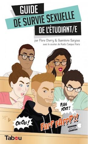 [Critique Livre] Guide de survie sexuelle de l'étudiant(e), pour une rentrée plus jouissive1