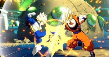 Dragon Ball FighterZ : Boo, Cell, Freezer et Vegeta se déchaînent !