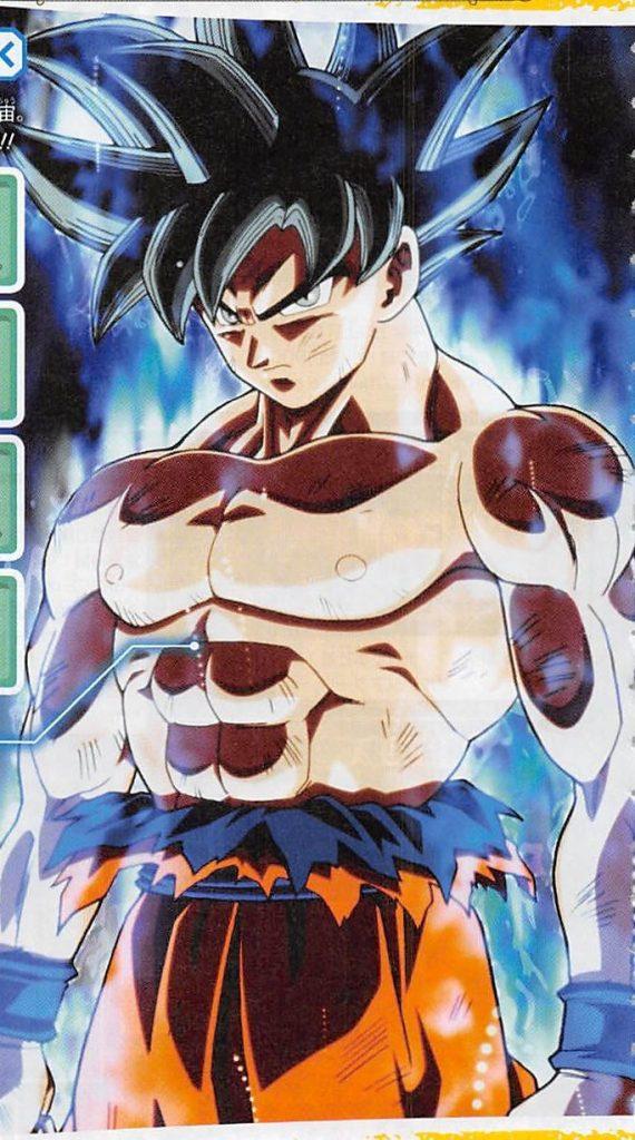 Dragon Ball Super : un aperçu de la nouvelle transformation de Gokû !