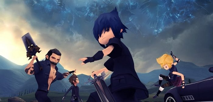 [Gamescom 2017] Final Fantasy XV Pocket Edition annoncé !