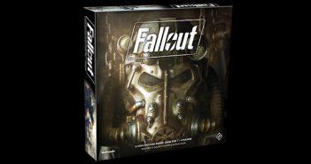 Après un premier jeu de plateau actuellement en cours de développement, Fallout s'en offre un deuxième prévu pour très bientôt.