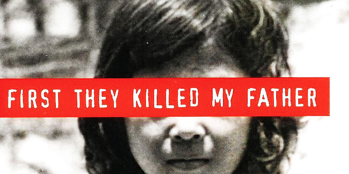First they killed my father : le film d'Angelina Jolie a son trailer engagé
