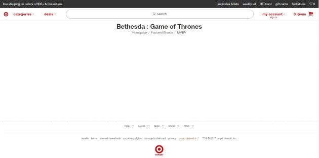 Basée sur la série, Telltale nous proposait sa vision de Game of Thrones en jeu vidéo. Bethesda pourrait nous offrir à son tour sa propre version vidéo-ludique.