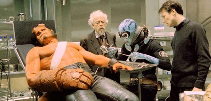 Le B.R.D.P. aura son rôle à jouer dans le reboot de Hellboy !