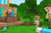 Si cette nouvelle itération de Minecraft arrive bel et bien sur les machines de salon, qu'en est-il de la version Playstation 4 ?