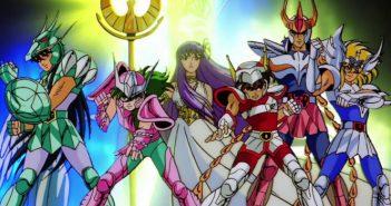 Les Chevaliers du Zodiaque : un nouvel anime bientôt sur Netflix