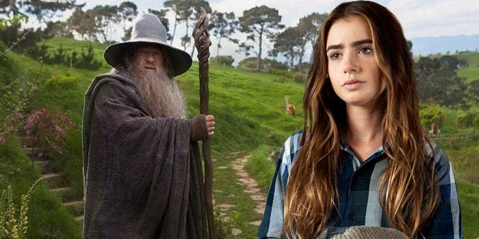 Lily Collins rejoint le casting du biopic sur J.R.R. Tolkien !
