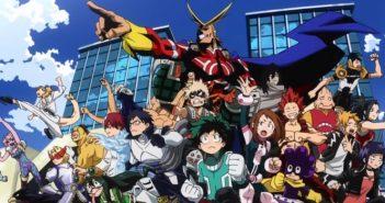 [Sortie DVD] My Hero Academia saison 1 : le parfait mélange entre japanimation et comics