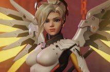 Overwatch on vous en dit plus sur les changements d'Ange Mercy