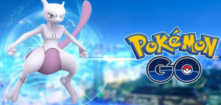 Pokémon Go : Mewtwo débarque bientôt, voici comment le trouver !