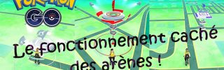 Pokémon Go : le fonctionnement caché des arènes
