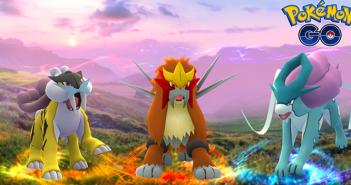 Pokémon go Raikou, Entei et Suicune, où les trouver _Legendary_Raikou_Entei_Suicune