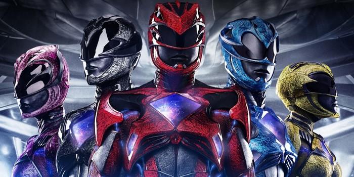 [Sortie Blu-ray] Power Rangers, le film sans Power Rangers