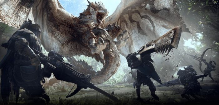 [Preview] Monster Hunter World la chasse en toute liberté